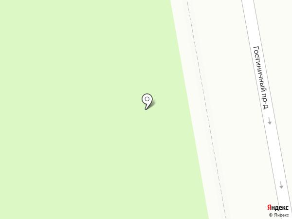 VIPAKB на карте Москвы