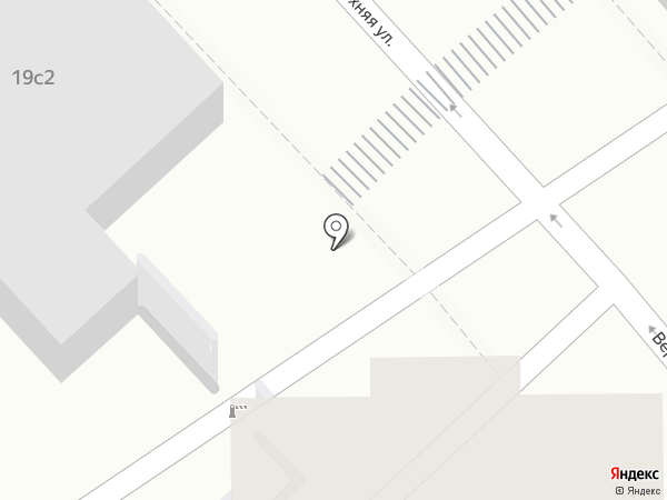 Минутка на карте Москвы