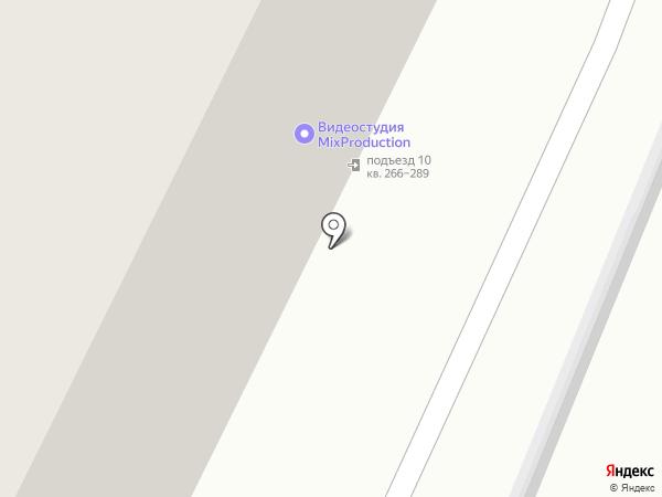 MixProduction на карте Москвы