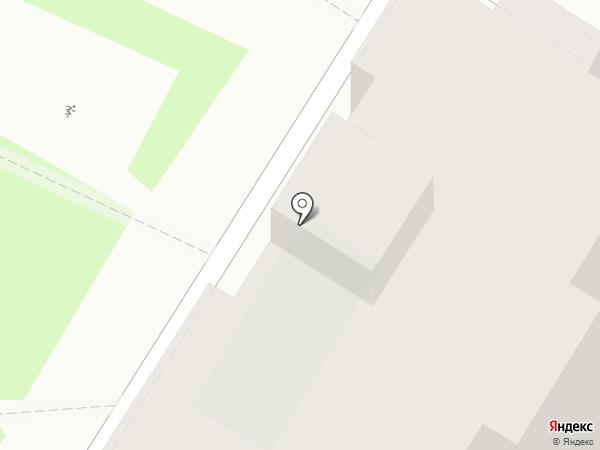 Жилсервис на карте Тулы