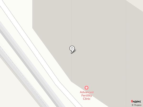 Apple на карте Москвы