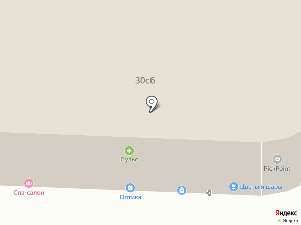 Я ВИЖУ на карте Москвы