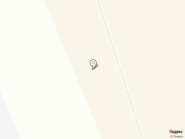 Останкино на карте Москвы