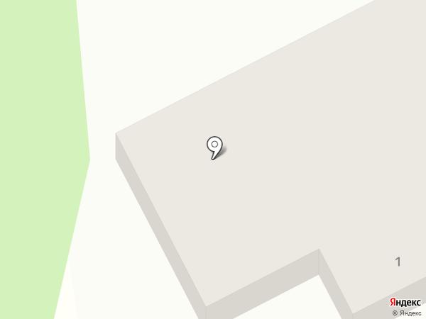 КвадроШтурман на карте Троицкого