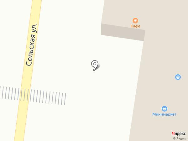 Магазин фастфудной продукции на карте Троицкого