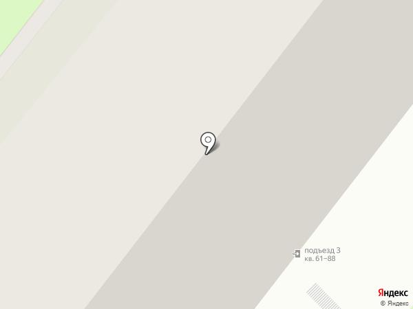 Маршал на карте Москвы