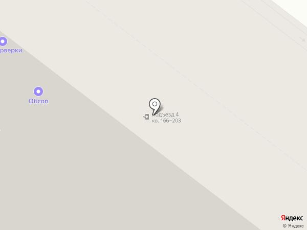 Senideco на карте Москвы