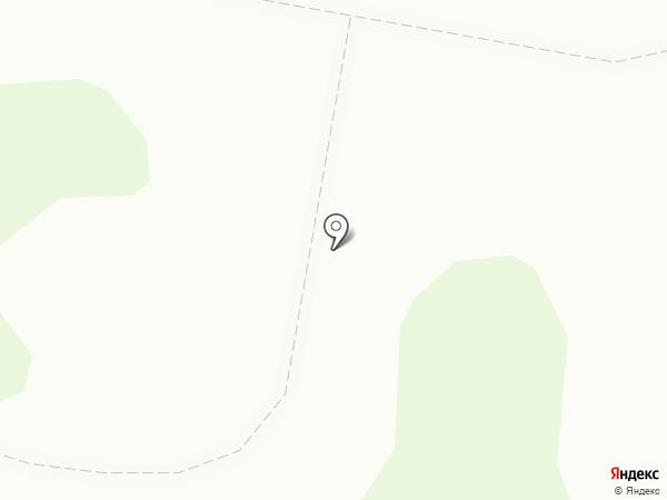 На Тишинке на карте Москвы