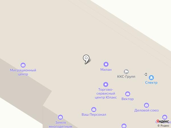 Новая Высота на карте Тулы