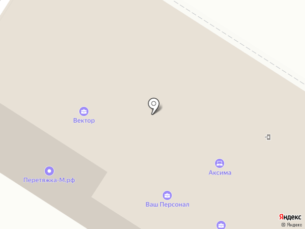 Спецстрой на карте Тулы