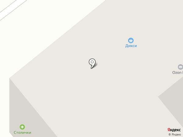 Медбиолайн на карте Подольска
