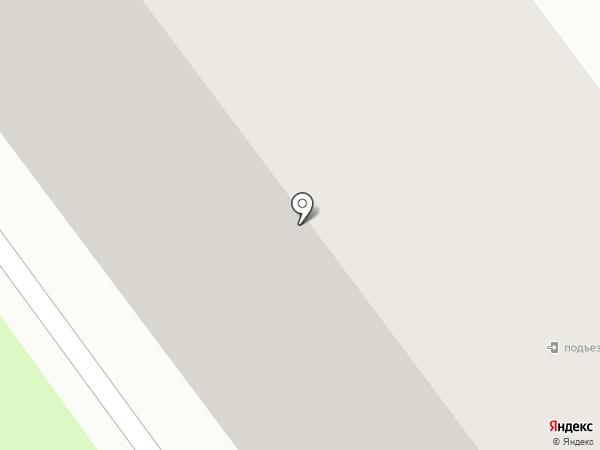 Космос на карте Москвы