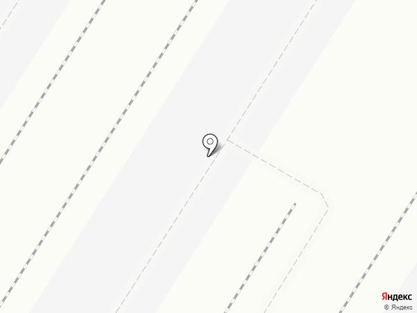Бронепоезд Туляк на карте Тулы