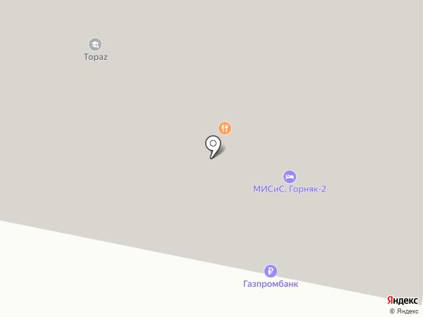 ЧистоFF на карте Москвы