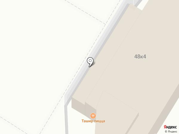 Статус на карте Тулы