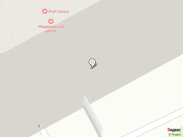 Лаборатория индивидуальной косметики на карте Москвы