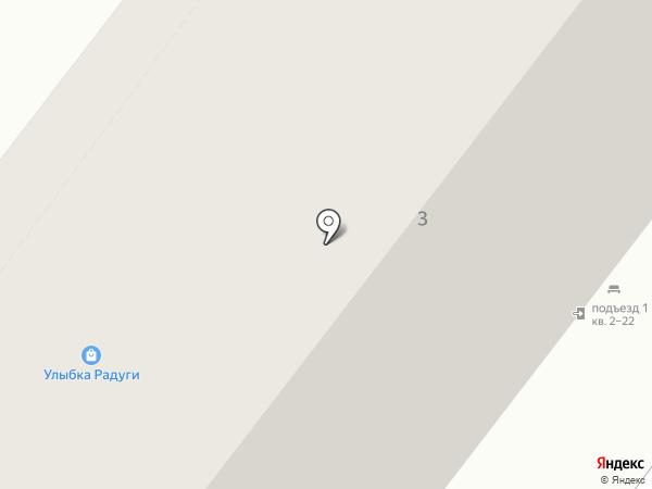 Бьюти Маркет на карте Москвы