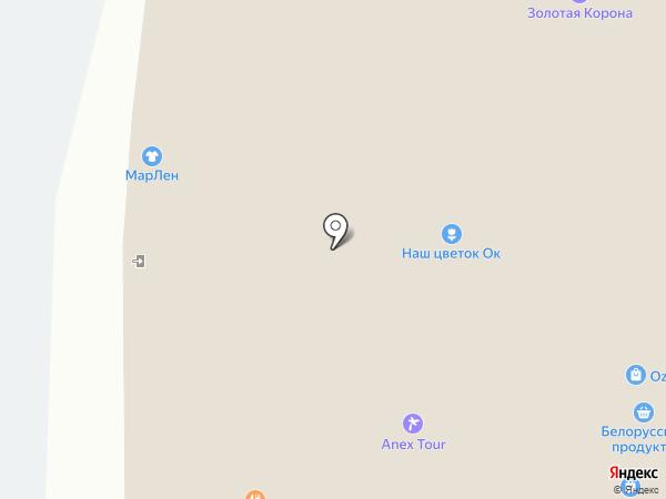 PROFSTORE на карте Москвы