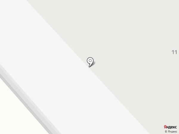 Тульский мастер на карте Тулы