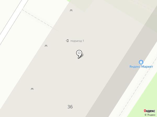 Пивовар на карте Тулы