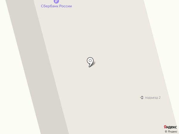 Плещеево на карте Подольска