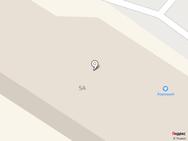 Гипер АзАрт на карте Тулы
