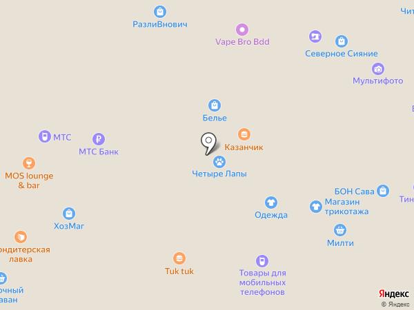 Maki Maki на карте Москвы