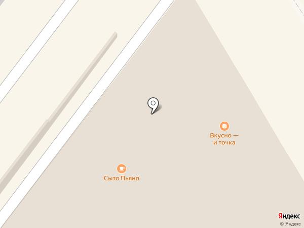 Сыто Piano на карте Москвы