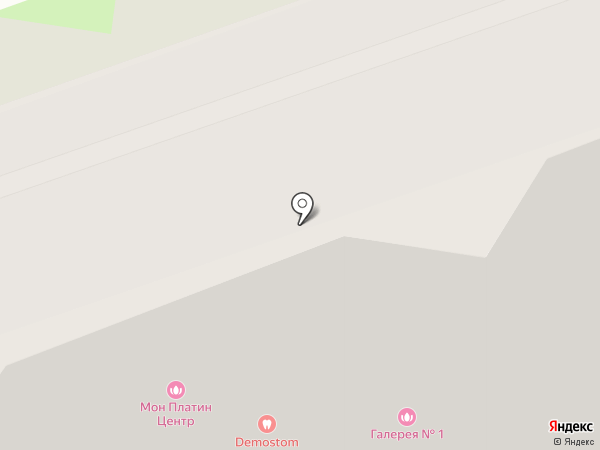 BioEstetica на карте Москвы