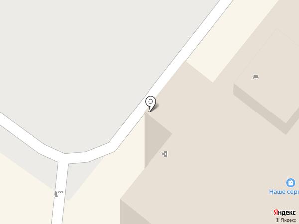 Город подарков на карте Тулы