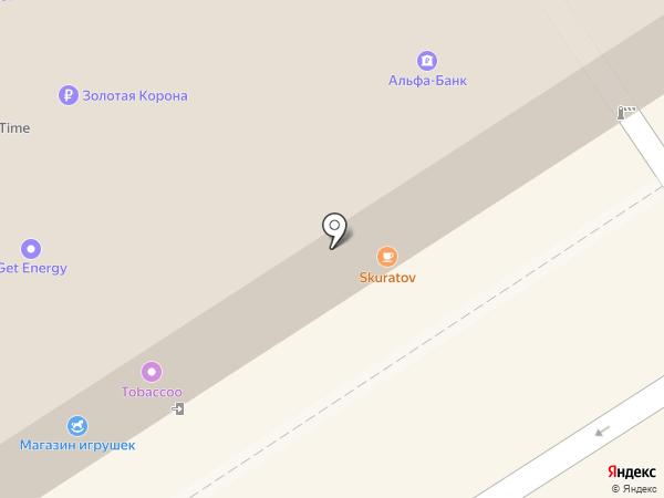 Yves Rocher на карте Москвы