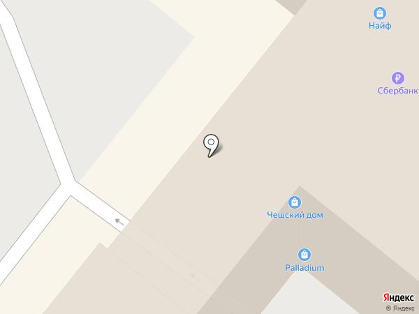 Магазин на карте Тулы