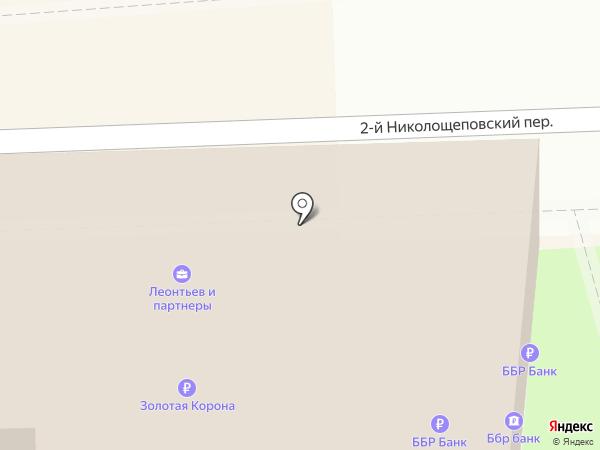 МИС на карте Москвы