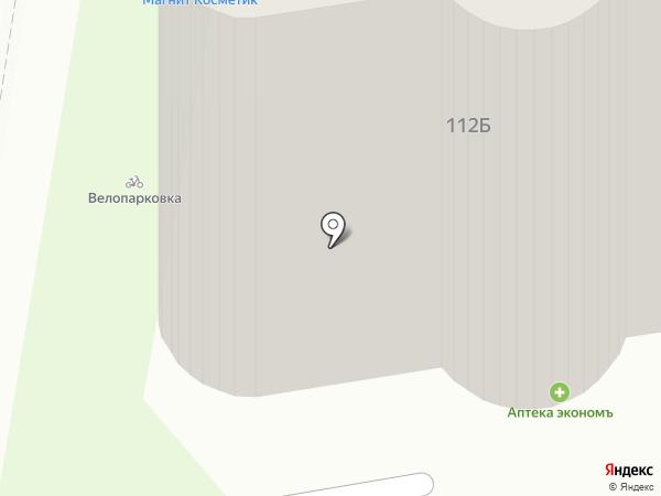Сити-Фарм на карте Тулы