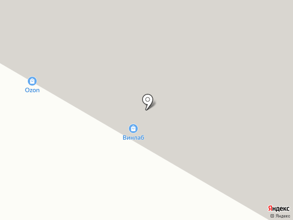 Винлаб на карте Москвы