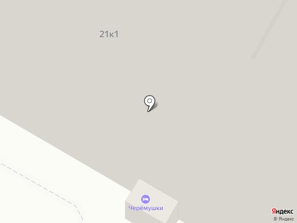 СтенкаКом на карте Москвы