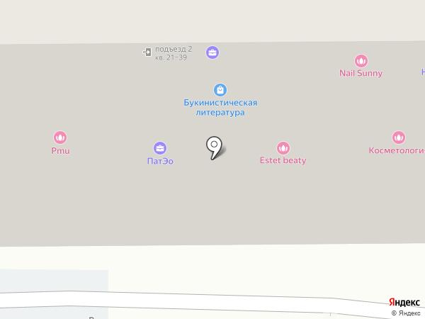 МОЭК на карте Москвы