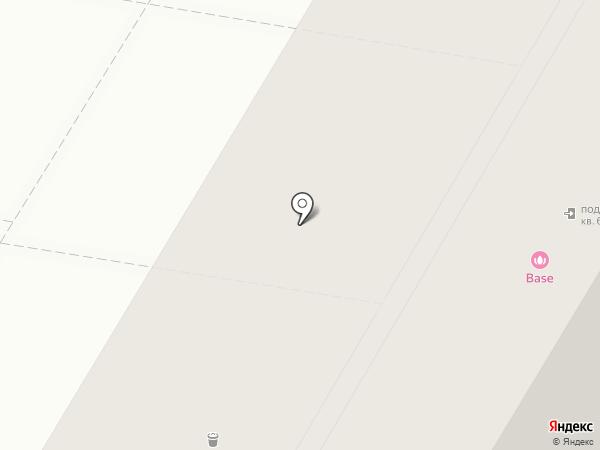Хорошая на карте Москвы