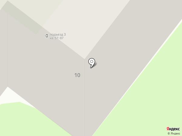 АВ Daily на карте Москвы