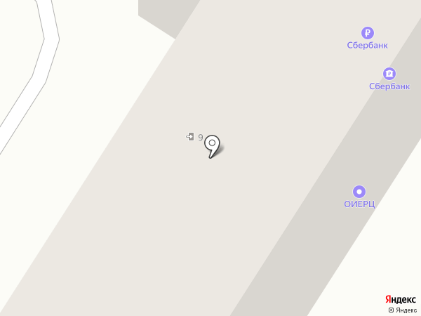 Областной Единый Информационно-Расчетный Центр на карте Тулы