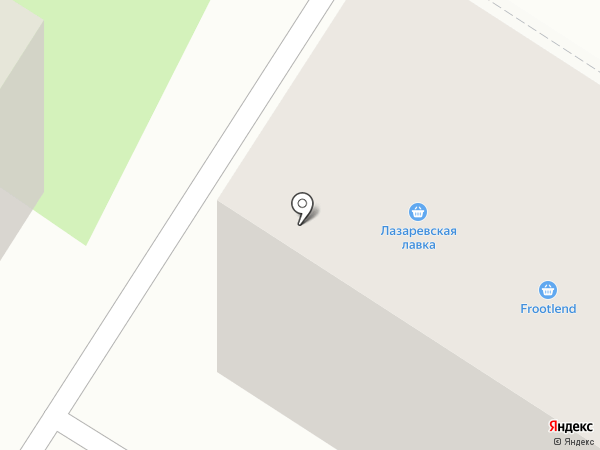 Kvadro на карте Тулы