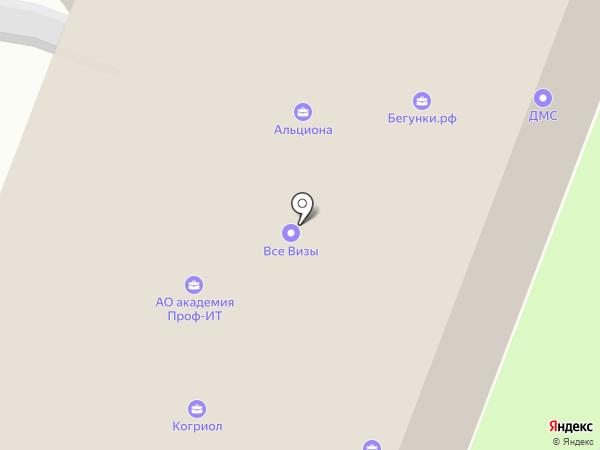 Банкомат, Транскапиталбанк, ПАО на карте Москвы