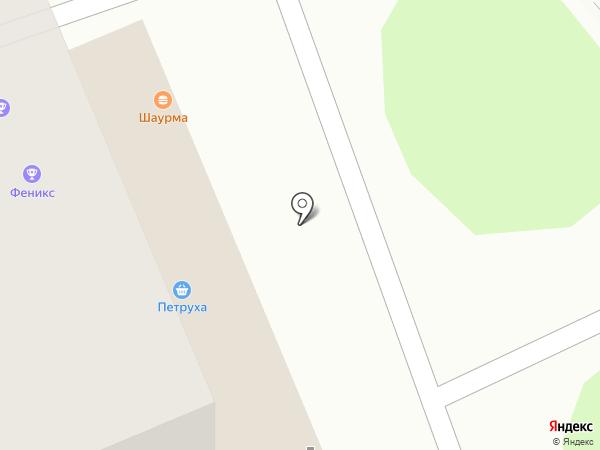 Дом Пива на карте Москвы