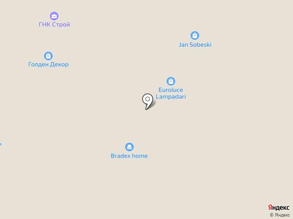 Электро-МПЛ на карте Москвы