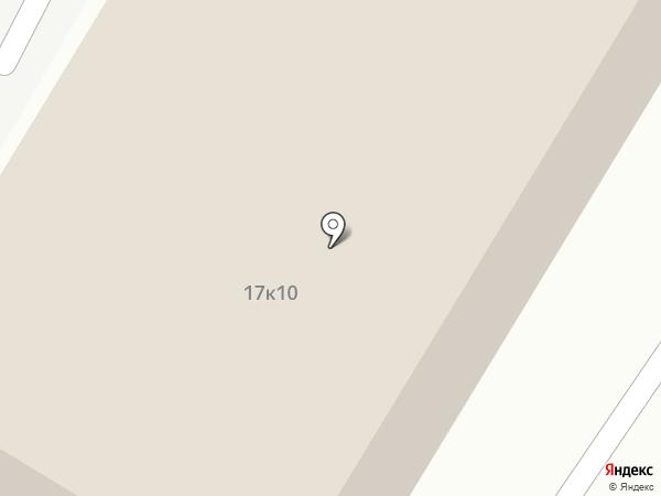 КУБ на карте Москвы