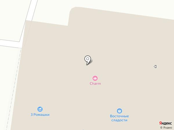 Перекресток на карте Тулы