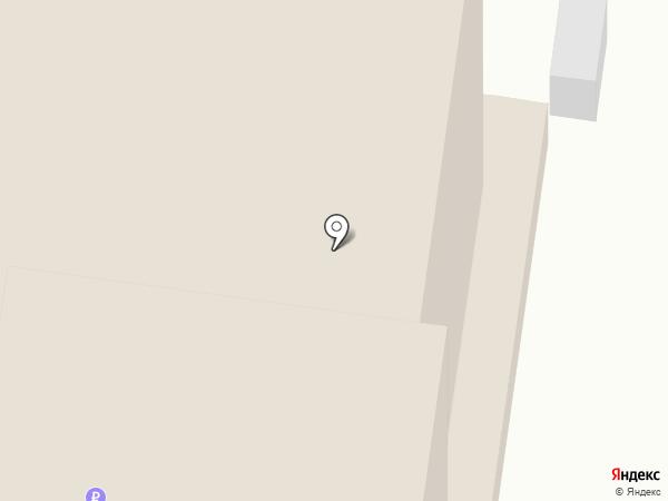 Посольство Соединенных Штатов Америки в г. Москве на карте Москвы