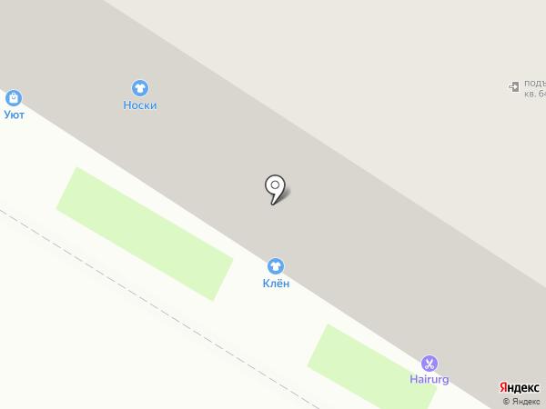 ФорПост на карте Тулы