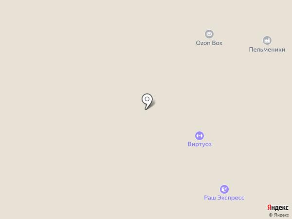 Arte di Fiori на карте Москвы