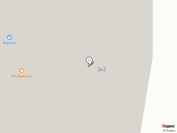 Мортонград Бутово на карте Бутово